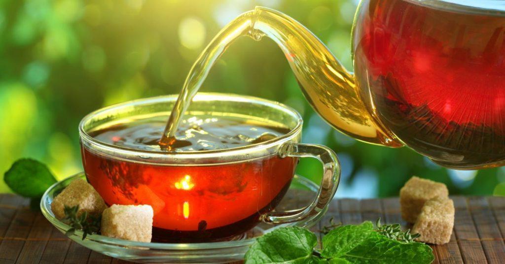 Сода Для Того Чтобы Чай Был Черней - подробнее о чае